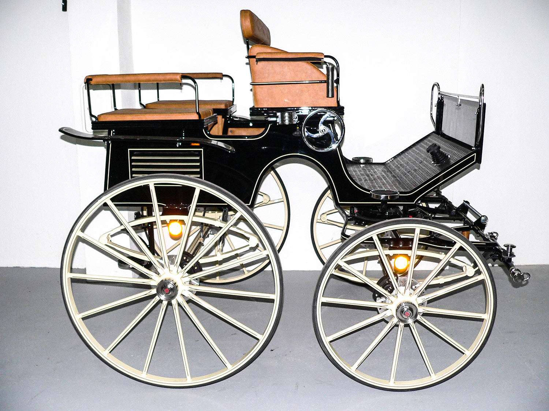 Leitner Kutschen Wagonette 34E Seite