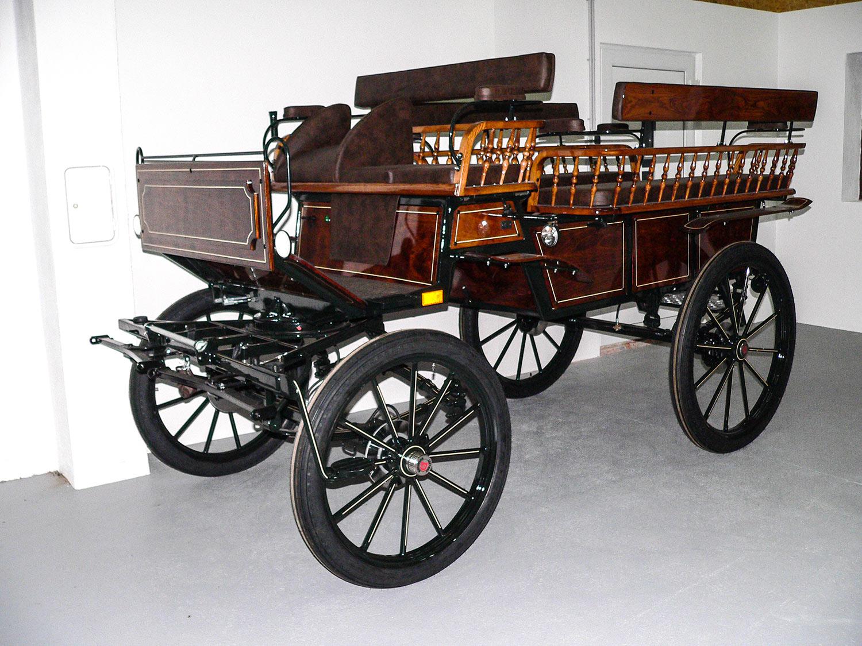 Leitner Kutschen Wagonette 55A
