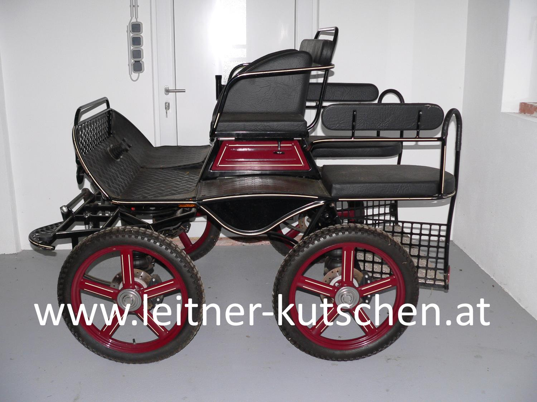 leitner-kutschen-Trainingswagen-Pony